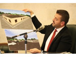 Başkan Aktürk'ten Ürgüp'e yeni müjde