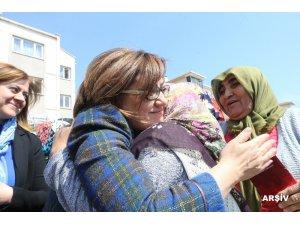 Şahin'den 8 Mart Dünya Kadınlar Günü mesajı