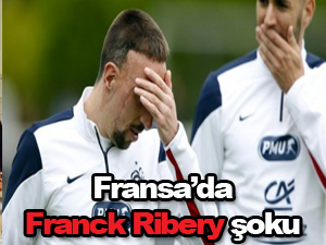 Ribery Brezilya'ya yetişecek mi?