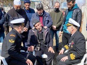 Trafik kazasında hayatını kaybeden uzman çavuş memleketi Erzurum'da toprağa verildi