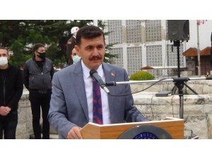 """Burdur Valisi Arslantaş: """"10 gün sonraki risk haritasında farklı bir renk göreceğiz"""""""