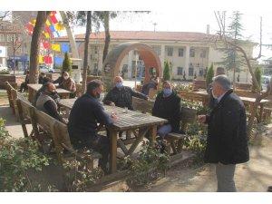 Kula'da haftalık tematik denetim yapıldı