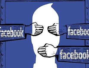 Facebook o sayfayı kapattı