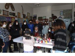 Yakutiye Anadolu Lisesi'nden eTwinning projesi
