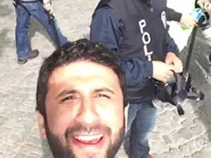 Polisi delirten Vine fenomeni konuştu