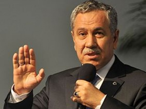 Bülent Arınç'tan Diyarbakır Belediye Başkanı'na kınama
