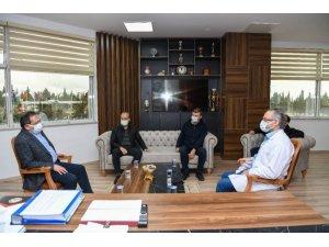 """Başkan Demir: """"Konuyu sıkı sıkıya takip ediyoruz"""""""