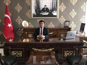 Horasan Kaymakamı Dertlioğlu'ndan 8 Mart mesajı