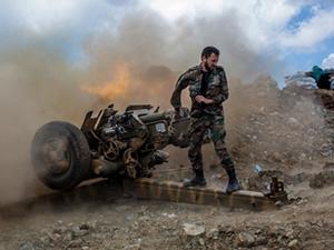 Suriye'deki iç savaşta yine onlarca ölü var!