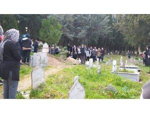 Yangında vefat eden kardeşlerin cenazesi toprağa verildi