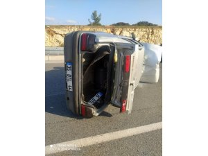 Didim'de trafik kazası: 7 yaralı