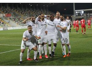 TFF 1. Lig: Altay: 5 - Tuzlaspor: 0