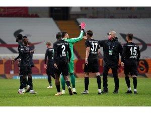 Süper Lig: Galatasaray: 2 - DG Sivasspor: 2 (Maç sonucu)