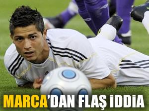 Ronaldo için flaş iddia!