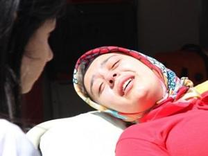 Balıkesir'de patlama 6 işçi yaralı