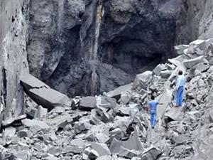 Şırnak'ta kömür ocağındaki göçük