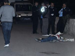 İzmir'deki taksici cinayeti