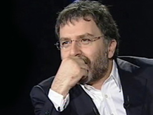 Usta gazeteci Ahmet Hakan ifade verdi