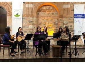 Osmangazi'den kadınlar günü konseri