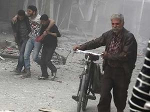 Suriye'de 300 tutukluya müjde!