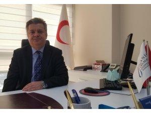 MCBÜ Hafsa Sultan Hastanesinin başhekimi değişti