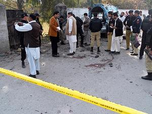 Askeri araca intihar saldırısı: 5 ölü