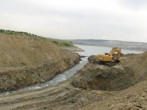 70 gölün suyu, Karadeniz'e boşaltılıyor