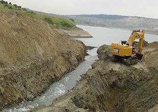 3. Havalimanı inşaatındaki 70 gölün suyu Karadeniz'e akıyor