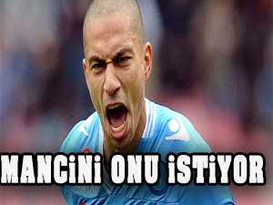 Mancini onu istiyor