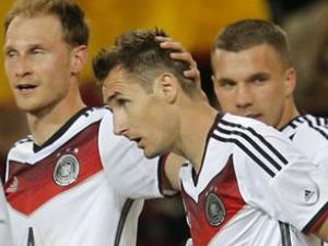 Klose tarihi bir gol attı