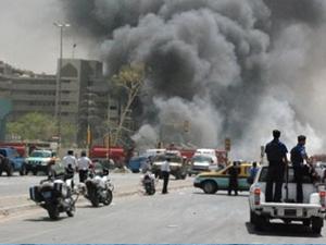 Irak'ta havan saldırısı!