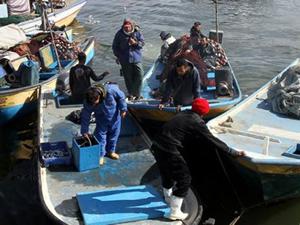 İsrail 3 Filistinli balıkçıyı gözaltına aldı