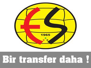 Eskişehir'den bir transfer daha