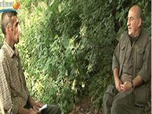 PKK'lı Duran Kalkan:Tek muhatabımız Abdullah Öcalan