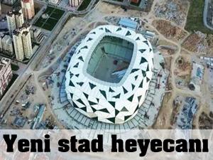 Torku Konyaspor'da büyük heyecan