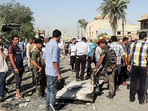 Cenaze töreninde bombalı saldırı: 31 ölü