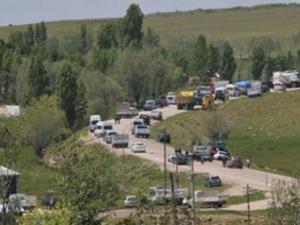 Varto-Karlıova yolunda PKK sona erdi