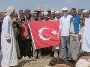 Deniz Feneri'nden Çad'a yardım