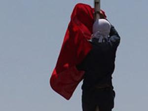 Bayrak indirmenin cezası belli oldu