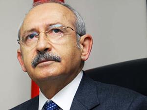 Kılıçdaroğlu:İtiraz etmeyelim, sesimiz çıkmasın