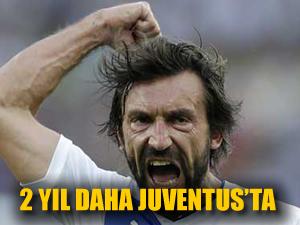 2 Yıl daha Juventus'ta