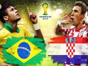 Dünya Kupası şöleni bugün başlıyor!