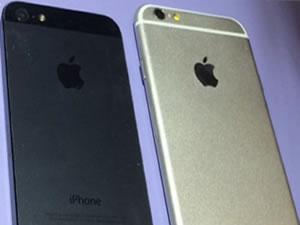 iPhone6'ya ait son görüntüler internete sızdı