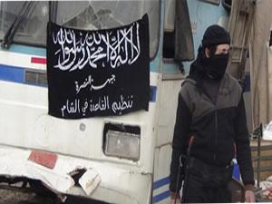 IŞİD Irak'ın bu şehrini de kontrolü altına aldı!