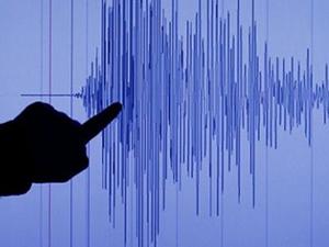 Van'da deprem oldu!