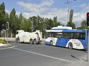Başkent'te gezi olaylarının izleri siliniyor