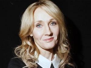 Harry Potter yazarından rekor bağış