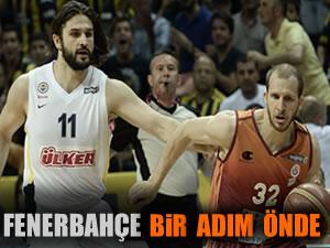 Fenerbahçe,seride durumu 3-1'e getirdi!