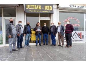 Diyarbakır'da 'TT' plaka sahiplerinden açıklama