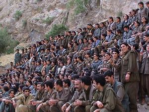 5 PKK lı teslim oldu